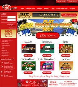 Malibu casino free spins